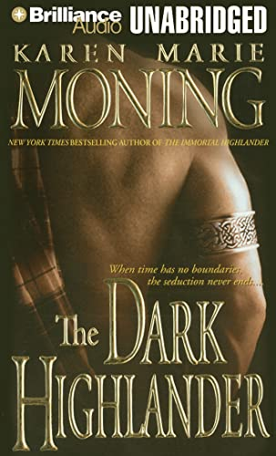 The Dark Highlander: Moning, Karen Marie