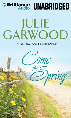 Come the Spring (Claybornes' Brides): Garwood, Julie