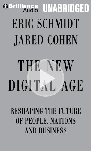 9781480542280: The New Digital Age: Reshaping the Future of People, Nations and Business