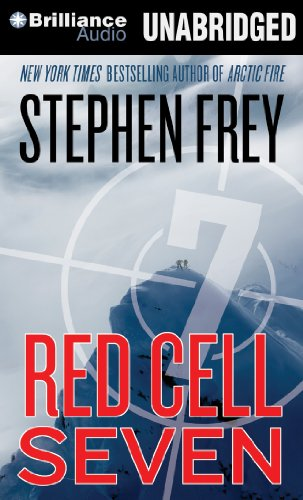 Red Cell Seven (Red Cell Trilogy) (9781480544468) by Stephen Frey