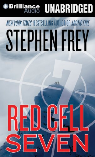 Red Cell Seven (Red Cell Trilogy): Frey, Stephen