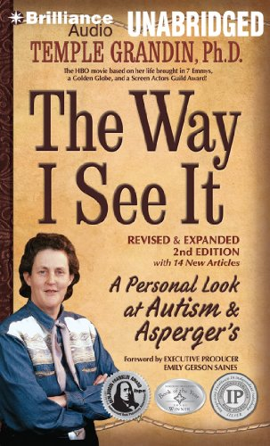 The Way I See It: A Personal Look at Autism & Asperger's (1480545171) by Temple Grandin Ph.D.