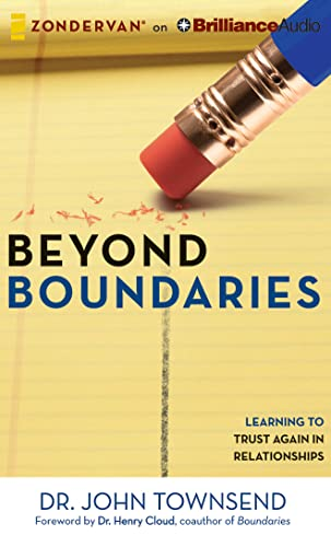 9781480554252: Beyond Boundaries: Learning to Trust Again in Relationships