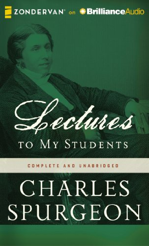Lectures to My Students (1480554774) by Spurgeon, Charles H.