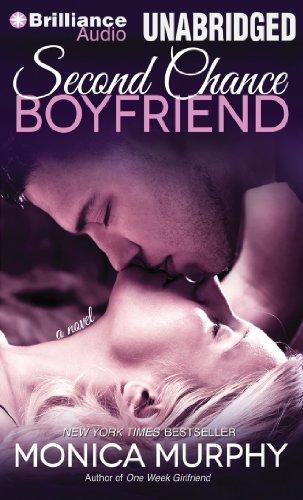 Second Chance Boyfriend: A Novel (1480558826) by Monica Murphy