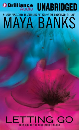 Letting Go (The Surrender Trilogy): Banks, Maya