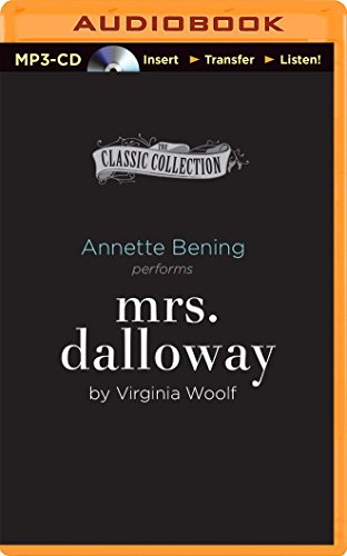 Mrs. Dalloway (MP3 CD): Virginia Woolf