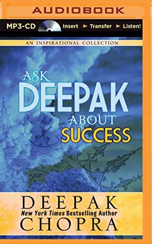 9781480561540: Ask Deepak About Success