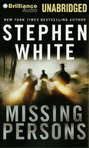 Missing Persons (Alan Gregory Series) (1480562955) by White, Stephen
