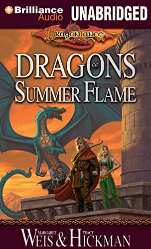 Dragons of Summer Flame: Weis, Margaret