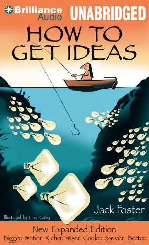 How to Get Ideas: Jack Foster
