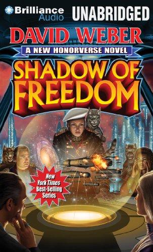 Shadow of Freedom (Saganami): Weber, David