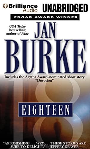 Eighteen: Burke, Jan