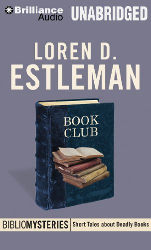 Book Club (Bibliomysteries): Estleman, Loren D.