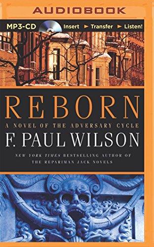 Reborn (The Adversary Cycle): F. Paul Wilson
