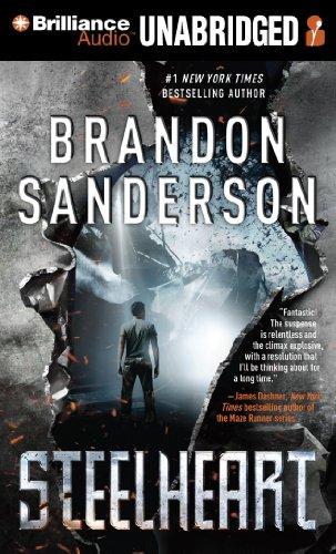 Steelheart (The Reckoners): Sanderson, Brandon