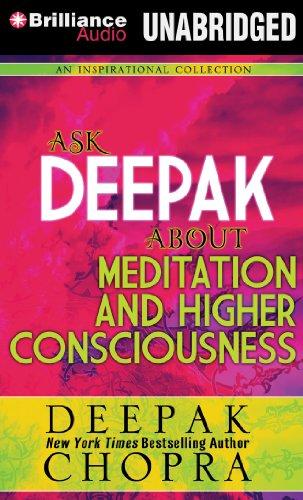 9781480569737: Ask Deepak About Meditation & Higher Consciousness