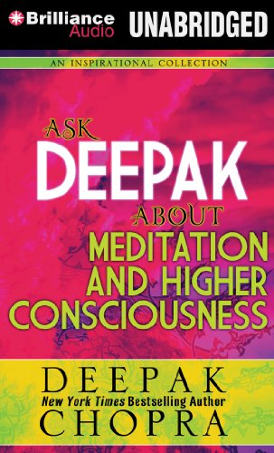 9781480569751: Ask Deepak About Meditation & Higher Consciousness