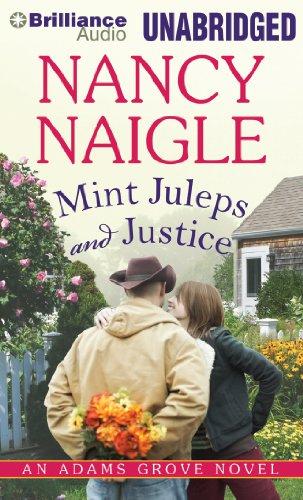 9781480572522: Mint Juleps and Justice (An Adams Grove Novel)