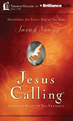 9781480573406: Jesus Calling: Enjoying Peace in His Presence