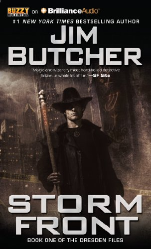 9781480580480: Storm Front (The Dresden Files)
