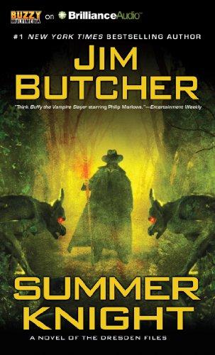 Summer Knight: Jim Butcher