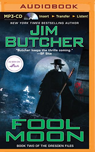 9781480581326: Fool Moon (The Dresden Files)
