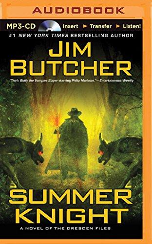 Summer Knight: Butcher, Jim/ Marsters,