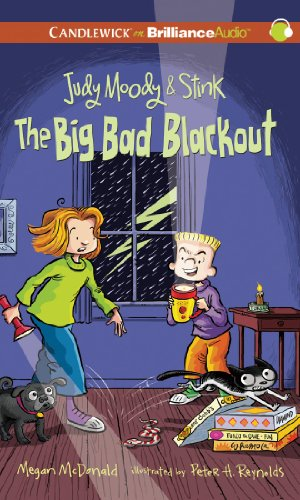 9781480583597: Judy Moody & Stink: The Big Bad Blackout
