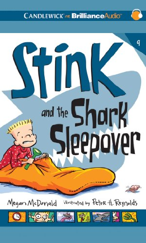 9781480583825: Stink and the Shark Sleepover