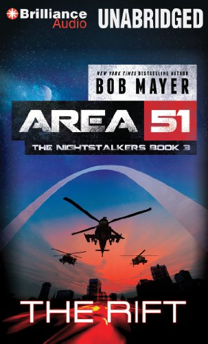 9781480584631: The Rift (Area 51: The Nightstalkers)