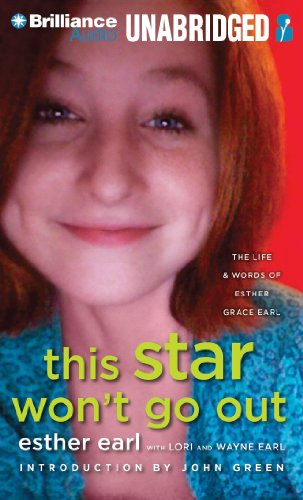 This Star Won't Go Out: Earl, Esther; Earl, Lori; Earl, Wayne