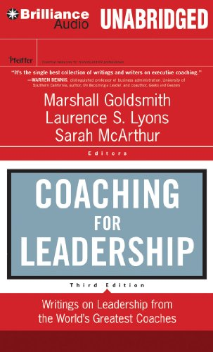9781480589810: Coaching for Leadership: Writings on Leadership from the World's Greatest Coaches