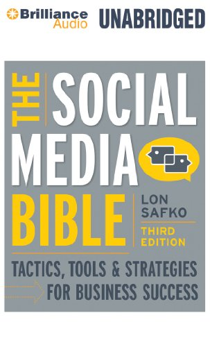 9781480590335: The Social Media Bible: Tactics, Tools, and Strategies for Business Success