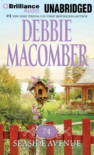 9781480590380: 74 Seaside Avenue (Cedar Cove Series)