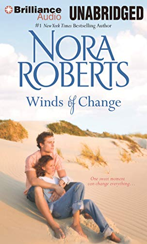 Winds of Change: Island of Flowers, Untamed: Nora Roberts
