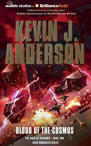 Blood of the Cosmos: Anderson, Kevin J.