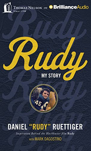 9781480594616: Rudy: My Story