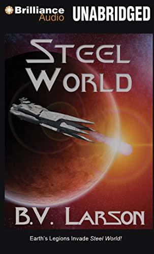 9781480597334: Steel World (Undying Mercenaries)