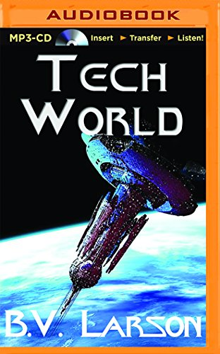 Tech World (Undying Mercenaries): Larson, B. V.