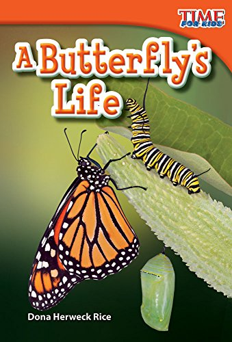 9781480710207: A Butterfly's Life (library bound) (TIME FOR KIDS® Nonfiction Readers)