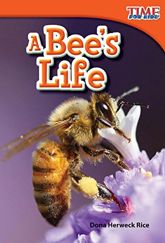 9781480710214: A Bee's Life (library bound) (TIME FOR KIDS® Nonfiction Readers)