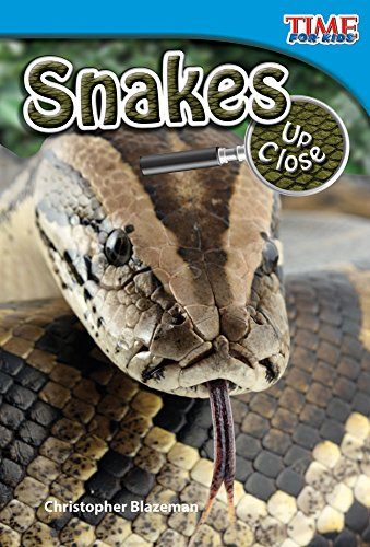 9781480710450: Snakes Up Close (library bound) (TIME FOR KIDS® Nonfiction Readers)