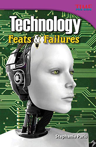 9781480711211: Technology Feats & Failures (library bound) (TIME FOR KIDS® Nonfiction Readers)