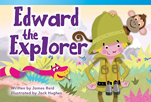 9781480711341: Edward the Explorer (library bound) (Fiction Reader)