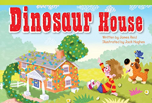 9781480711389: Dinosaur House (library bound) (Fiction Reader)