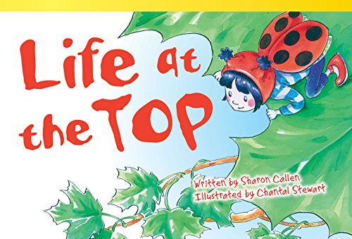 9781480711433: Life at the Top (library bound) (Fiction Reader)