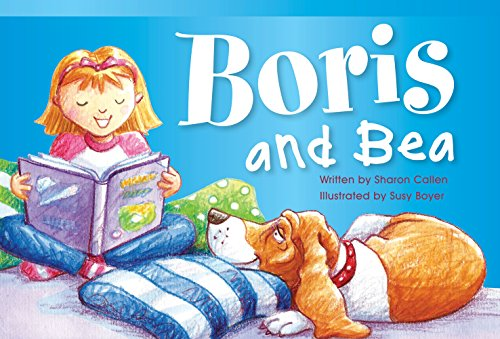 9781480716988: Boris and Bea (library bound) (Fiction Reader)