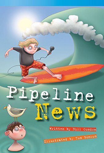 9781480717343: Pipeline News (library bound) (Fiction Reader)
