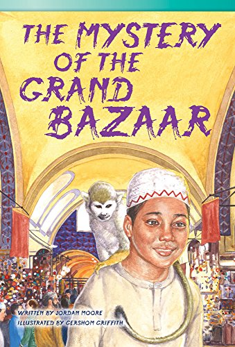9781480717442: The Mystery of the Grand Bazaar (library bound) (Fiction Reader)